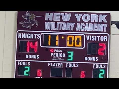Redemption Christian Academy (Girls) v.s New York Military Academy