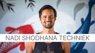 Nadi Shodhana Techniek met Ca Rel