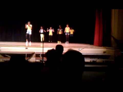 MT HEBRON MIDDLE SCHOOL DANCE RECITAL (RAKIYAH)