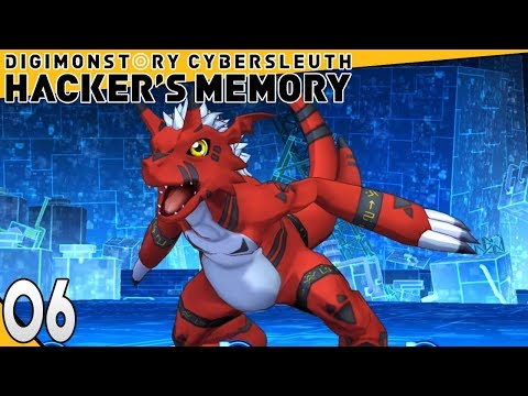 Digimon Story Cyber Sleuth Hackers Memory Part 6 MEPHISTO BOSS BATTLE! PS4 Gameplay Walkthrough