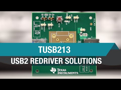 USB2 Redriver Solutions