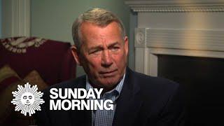 "Preview: John Boehner On ""political Terrorists"" In Congress"