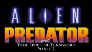 The True Spirit of Teamwork - Phase 2 - AvP Arcade 3 of 4
