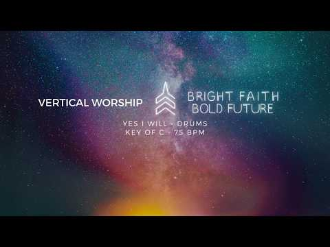 """Tutorial - """"Yes I Will"""" - Drums - Vertical Worship"""