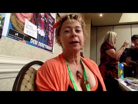 Debi Derryberry interview 5/16/15
