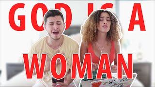 God Is A Woman Cover feat. David Alvarez (David's first cover!)