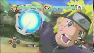 Naruto Shippuden Ultimate Ninja Storm 2 Review