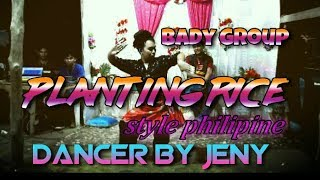 PLANTING RICE DANCER BY JENY BADY GROUP 017-8639716/011-25228913