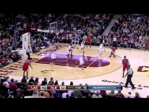 Cleveland Cavaliers' Top 10 Plays of the 2010-2011 Regular Season