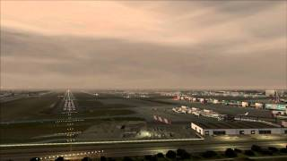London Gatwick Time Lapse - FSX Time Lapses Ep.2