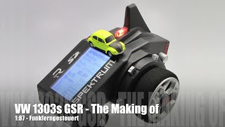 1:87 RC - VW Käfer 1303s GSR - The Making of - Funkferngesteuert / Radio Control
