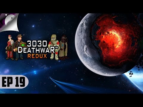 Let's Play 3030 Deathwar Redux Episode 19 Early Access - A Treasure Hunt For Walker Base! - Gameplay