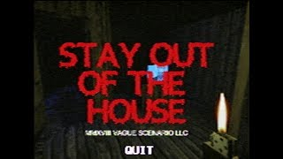 STAY OUT OF THE HOUSE (2018) - Teaser Trailer