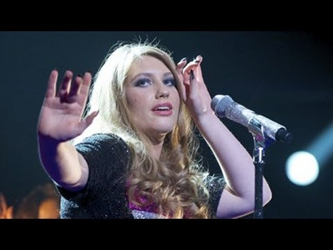 Ella Henderson sings Candy Staton's You've Got the Love - Live Week 3 - The X Factor UK 2012