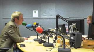Grant Harrold on BBC Radio Gloucestershire Part 1. Thumbnail