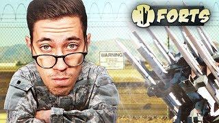 Raketen in die Fresse dübeln feat. Pietsmiet | FORTS