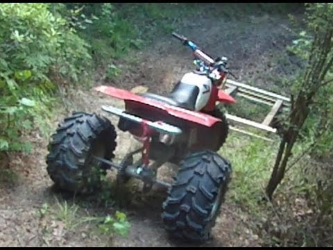 how to make a creek deeper