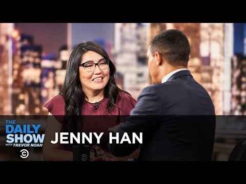 "Jenny Han – Capturing Young Love in ""To All the Boys I've Loved Before"" 