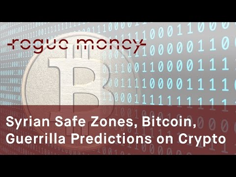Rogue Mornings - Syrian Safe Zones, Crypto Expansion & First Ever Vaccine Study  (05/11/2017)