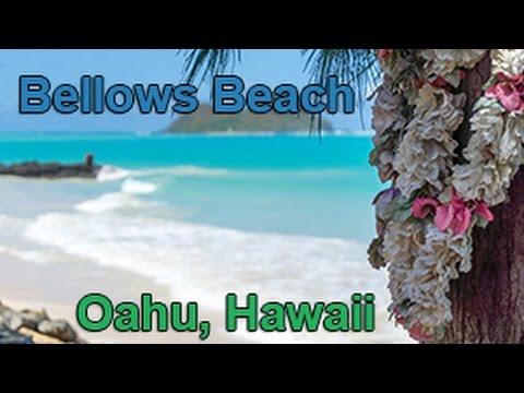 Bellows Field Beach Park (Oahu, Hawaii)  LookIntoHawaii.com