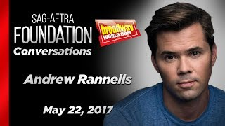 Conversations on Broadway: Andrew Rannells