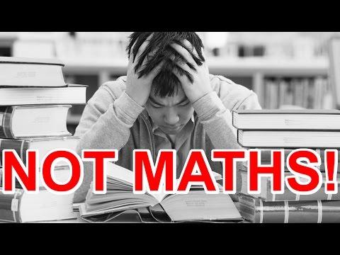 I SUCK! at Maths, should I study Engineering?