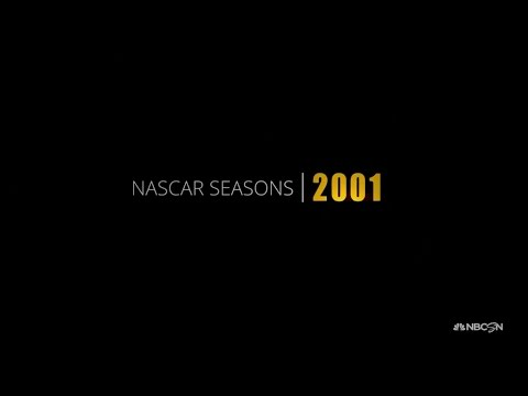 NASCAR Seasons: 2001
