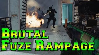 Brutal Fuze RAMPAGE - Rainbow Six Siege