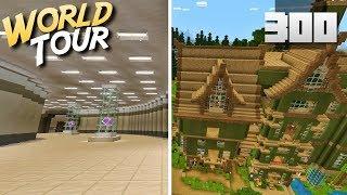My Minecraft Survival World Tour! - Ep.300 + Download