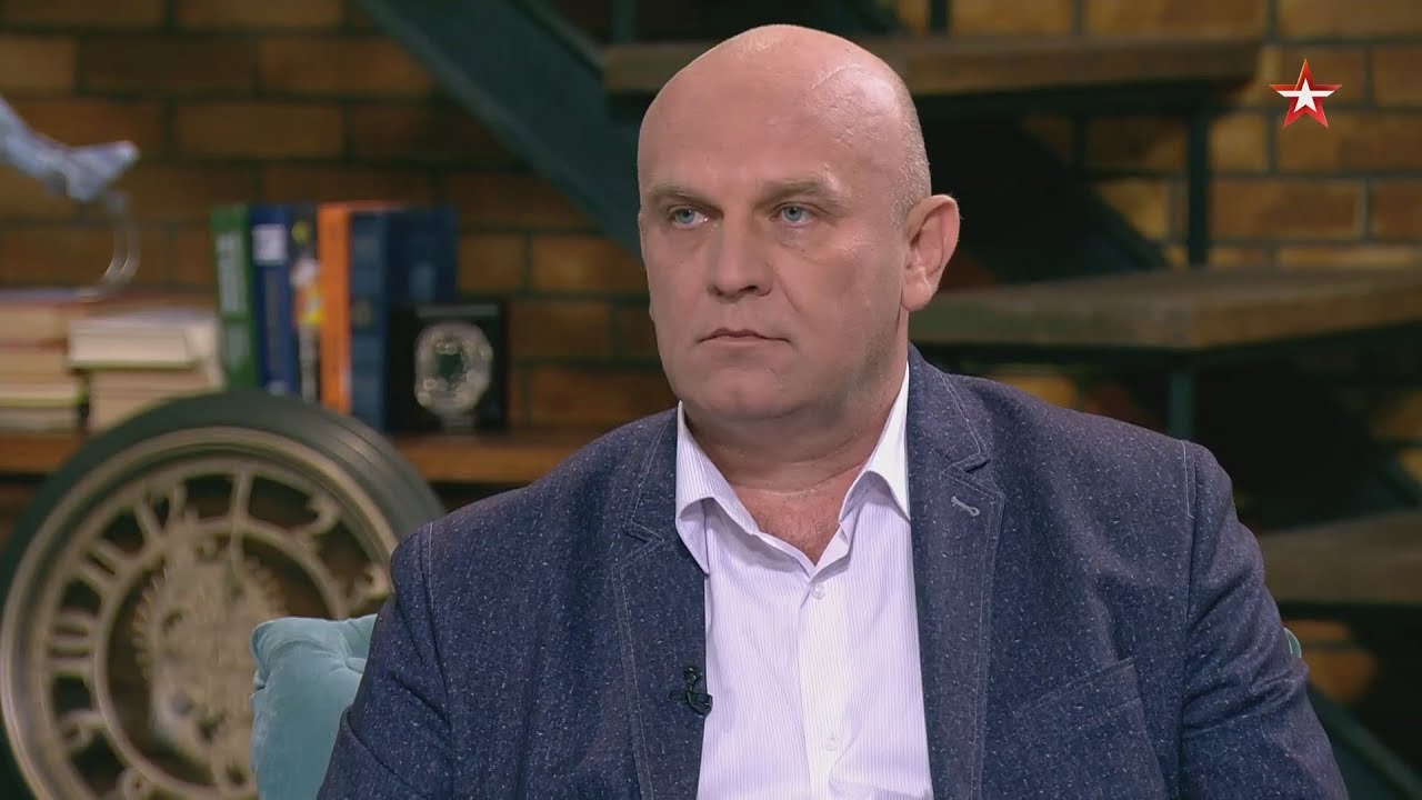 Политолог и военный аналитик Дмитрий Таран на канале Звезда 6 ...