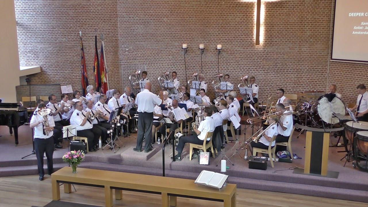 Deeper Consecration Jorijn Van Hese Amsterdam West Band Youtube
