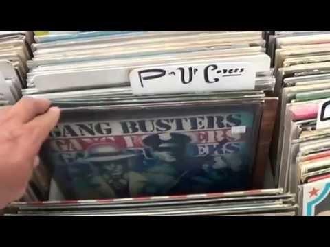 Record Store Walking Tour #32 ~ Sound Exchange (Tampa, FL)