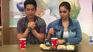 [HD] PART 1 of 4 | JoshLia in Love You to the Stars and Back Blogcon