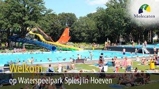 Welkom op Waterspeelpark Splesj, Hoeven, Noord-Brabant