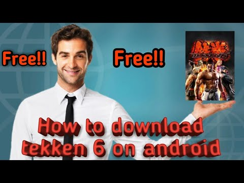 How To Download Tekken 6 On Android (🔥free🔥)