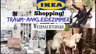 Ikea Shopping | Ankleidezimmer | Haustour und neue Weihnachtsdeko🎄|MAYRA JOANN