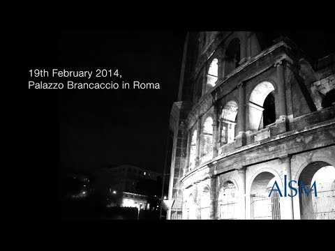 Exclusive interview between  Nouriel Roubini and Karim Sghaier - 19th February 2014 in Roma