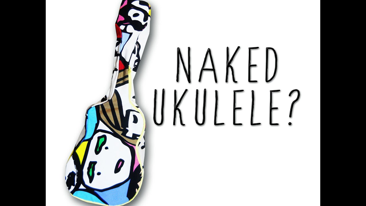 How to make a bag for your ukulele youtube solutioingenieria Gallery