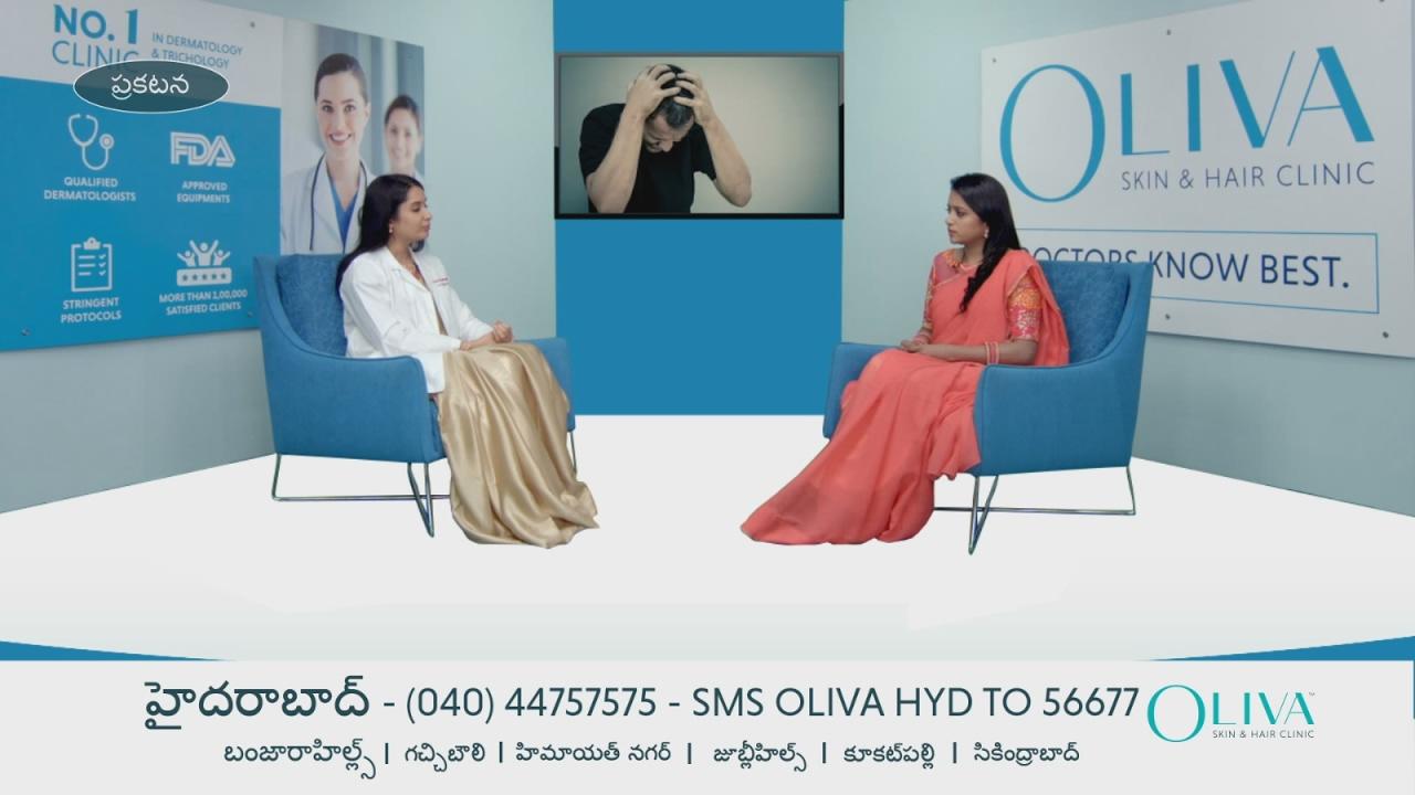 Hair Regrowth Treatment in Hyderabad– Hosted by Suma Kanakala
