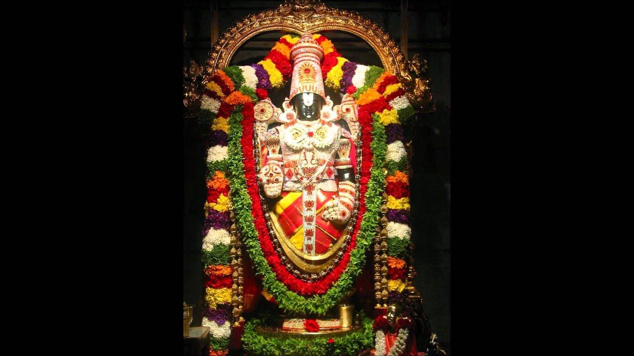 Sri Venkateswara Swamy Hd Wallpapers Tirupati Malai Vaarum Youtube