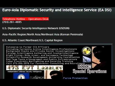 Euro-Asia Diplomatic Security and Intelligence Service