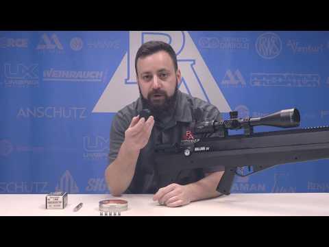 Benjamin Bulldog - Ammo options and magazine loading