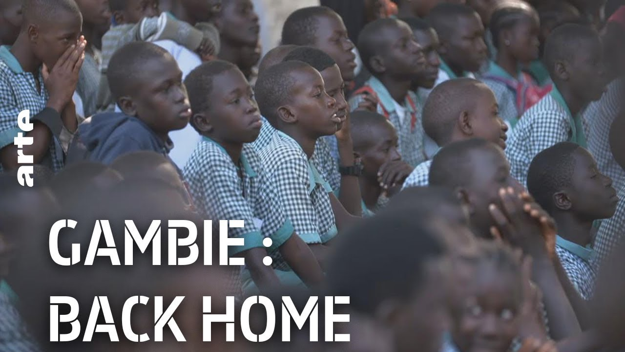 Gambie : back home | ARTE Reportage