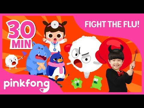 Beat the Virus! Stay Healthy! | +Compilation | Healthy Habits | Pinkfong Songs for Children