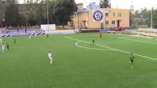 Динамо Київ - Карпати Львів 1 тайм