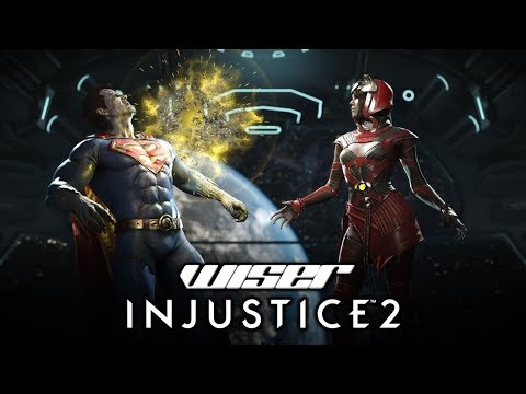 INJUSTICE 2: TODAS AS FALAS ENTRE MAGIA & BIZARRO