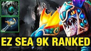 EZ 9K SEA RANKED - inYourdreaM TOP 1 SEA Plays Slark - Dota 2