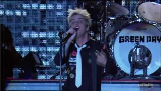 Green Day   Boulevard of Broken Dreams   Live Lollapalooza Chicago 2010