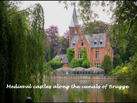 BRUGES, the Medieval City of Flanders, Belgium