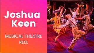 Joshua Keen Musical Theatre Reel